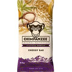 CHIMPANZEE  ENERGY BAR Crunchy Peanut 55g